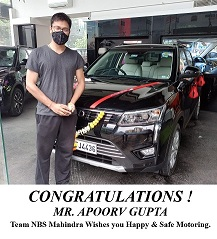 Mr. Apoorv gupta