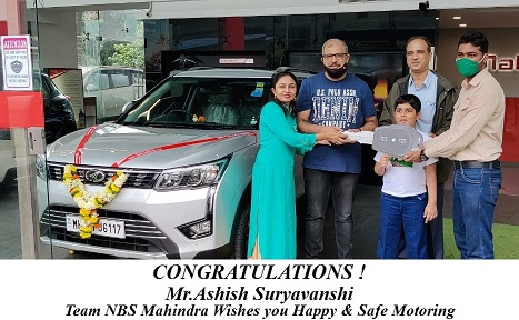 Mr. Ashish Suryavanshi