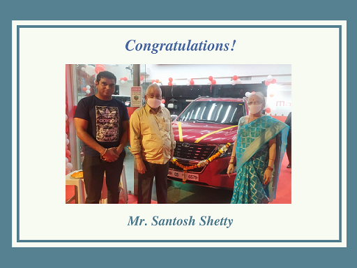 Mr. Santosh Shetty