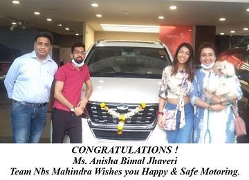 Mrs. Anisha Jhaveri