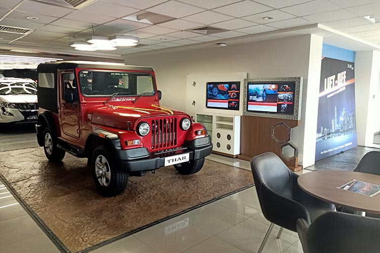 Anant Cars Mahindra Dealers And Showrooms In Bangalore