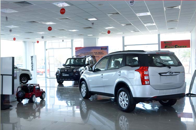 Muktar Automobiles Mahindra Dealers And Showrooms In Verna Panaji Curchorem Canacona Margao