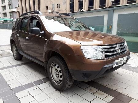 Renault Duster 85PS Diesel RxE