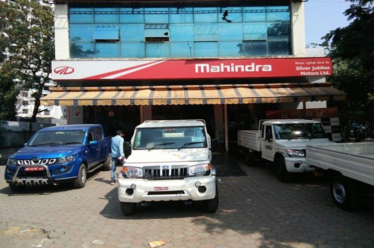 Silver Jubilee Motors Mahindra Dealers And Showrooms In Pune