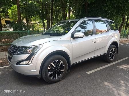 Mahindra XUV500 W11 Option AT BSIV