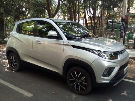 Mahindra KUV100 mFALCON D75 K8
